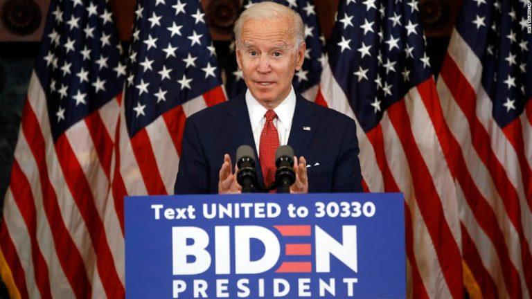 Biden says we're in 'battle for the soul of our nation' in Philadelphia speech